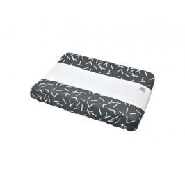 Lodger Changer Sprinkle Print Carbon