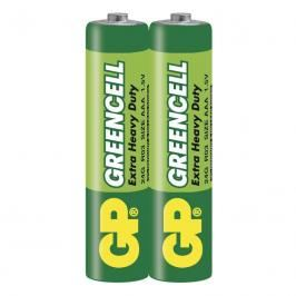 GP Greencell AAA, fólie 2ks (GP 24G)